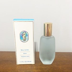 Mary Kay private collection Sea Level sheer mist